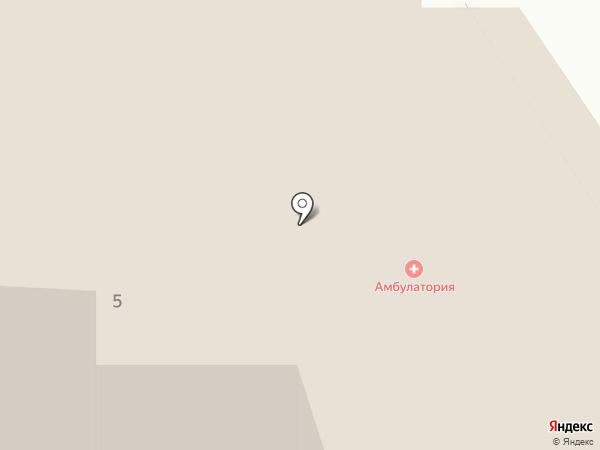 Врачебная амбулатория на карте Тельманы