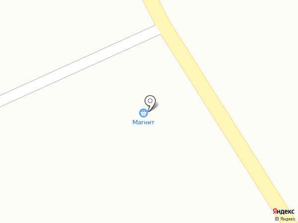Продуктовый магазин на карте Прилиманского
