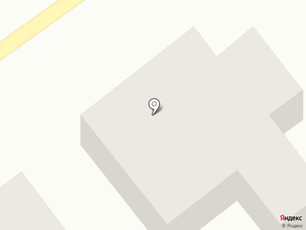 Точка на карте Нерубайского