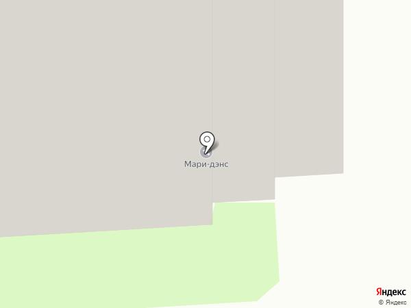 Кенсингтон на карте Тельманы