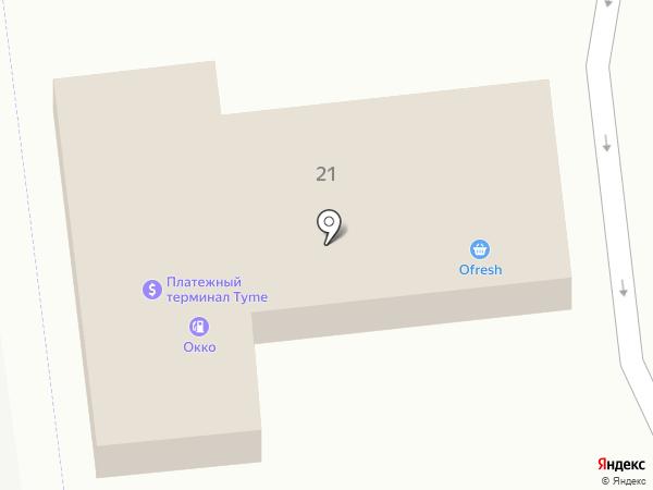 Tobi на карте Авангарда