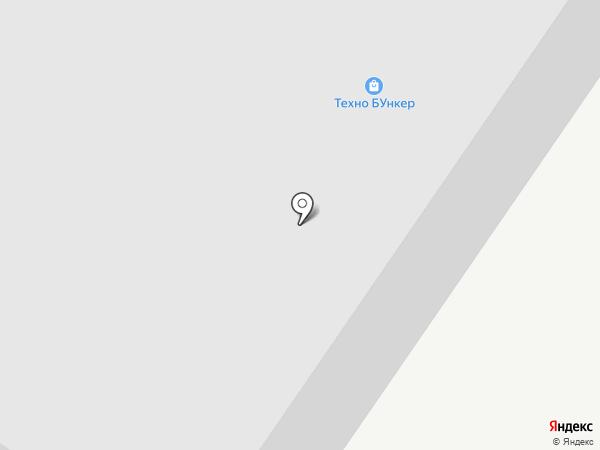 ЮТРИС на карте Всеволожска