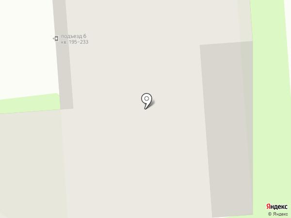 Ванилька на карте Тельманы