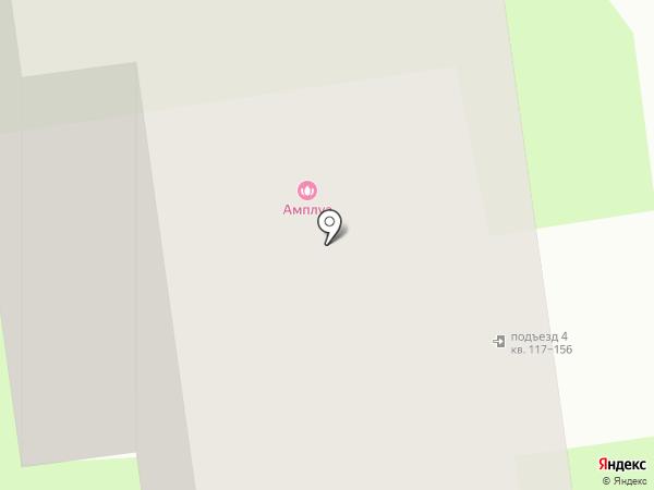 Забота, ТСЖ на карте Тельманы