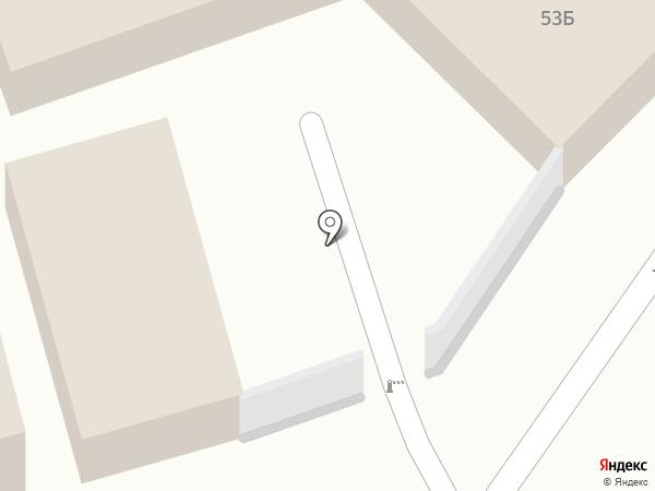 Автотрафт на карте Всеволожска