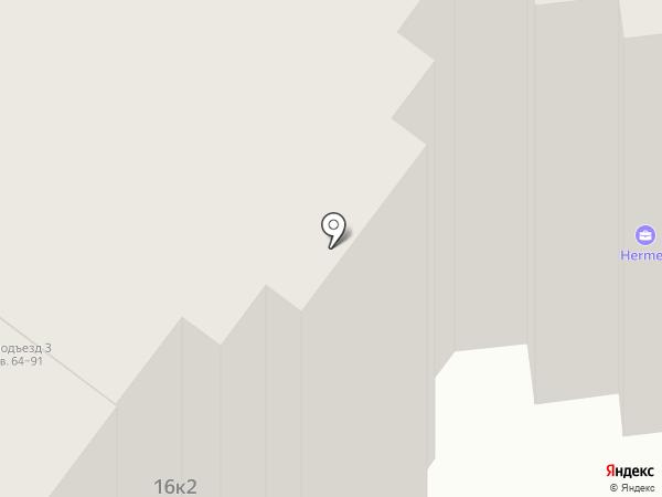 Тет-а-тет на карте Всеволожска