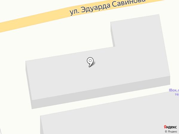 De Valery на карте Малодолинского