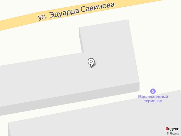 Алюмсервис на карте Малодолинского
