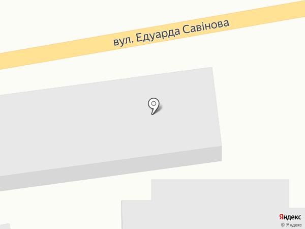 Точка на карте Малодолинского