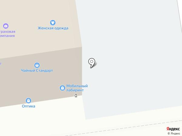Магазин оптики на карте Всеволожска