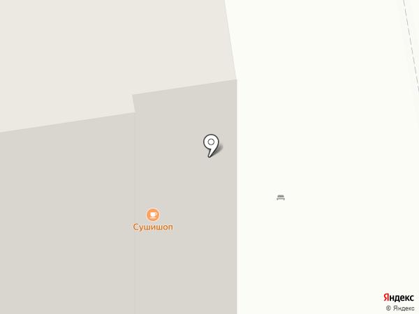 Суши шоп на карте Всеволожска