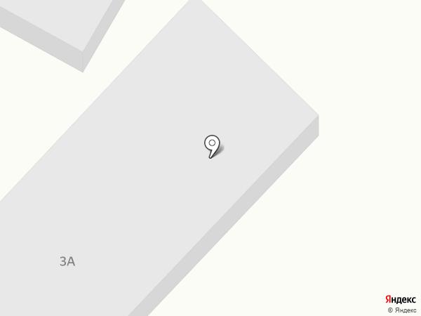 СПМК-603 Вентиляция, ЧАО на карте Одессы