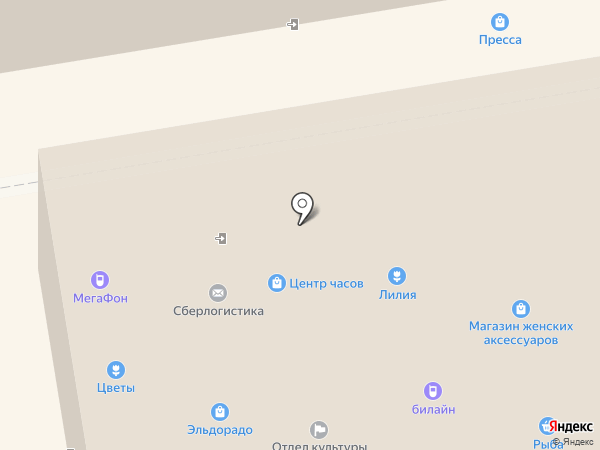 Связной на карте Всеволожска