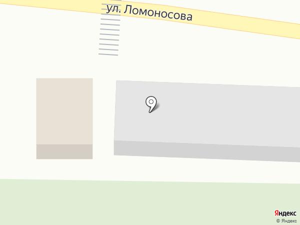 Продуктовый магазин на карте Нерубайского