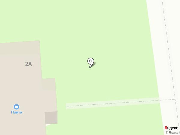 Анастасия на карте Всеволожска
