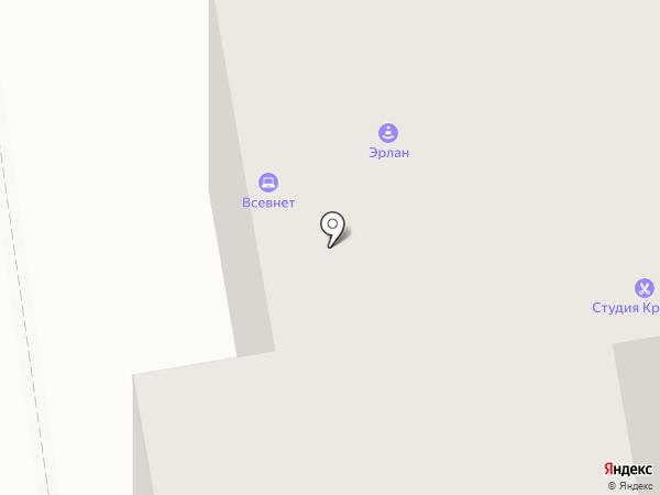 Vsev.net на карте Всеволожска