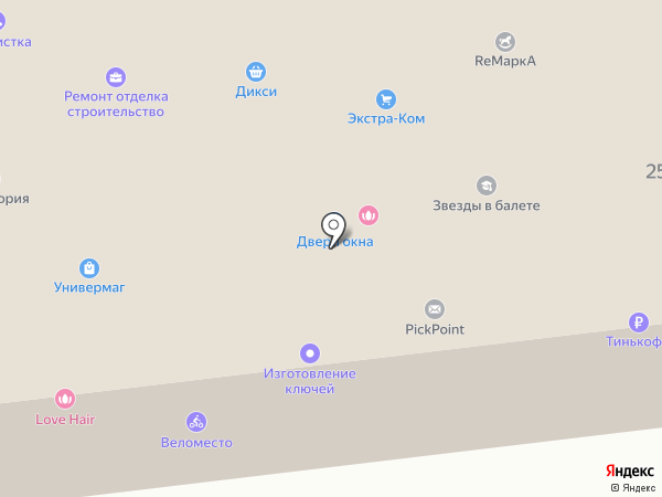 Столплит на карте Всеволожска