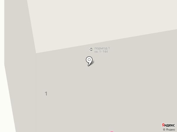 Театр дяди Коли на карте Старой