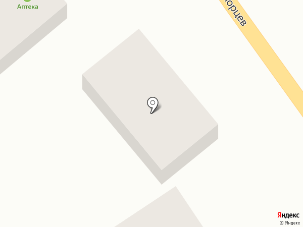 Сеть аптек на карте Сухого Лимана