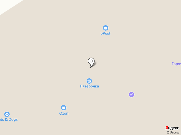 Норма на карте Всеволожска