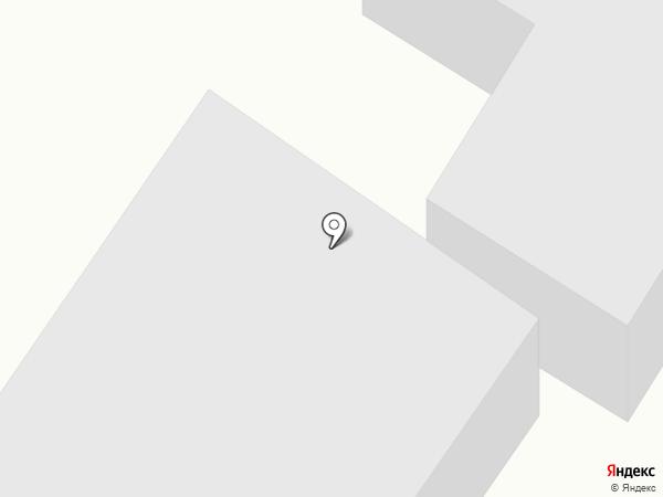 Техно-Магистраль на карте Нерубайского