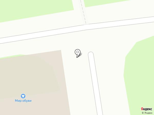 Автосервис на карте Всеволожска