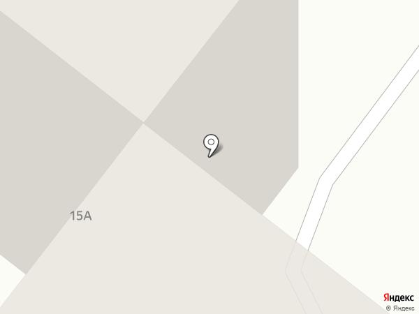 Парус, ПО на карте Авангарда