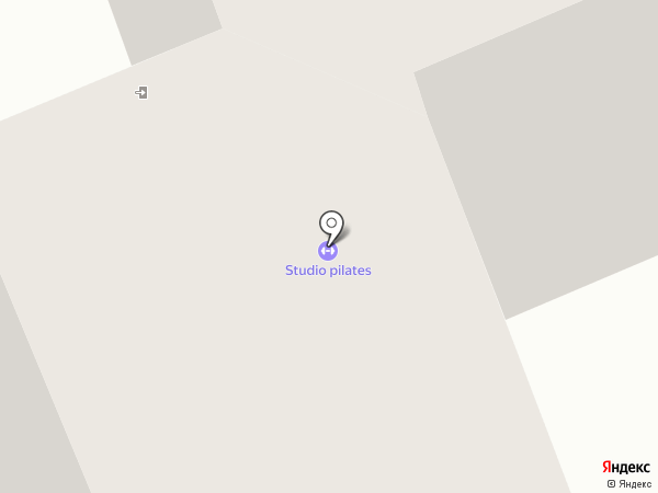 Studio pilates на карте Ильичёвска