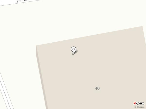 Шашлычный дворик на карте Всеволожска