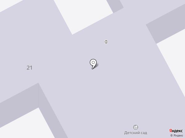 Продовольственный магазин на карте Всеволожска