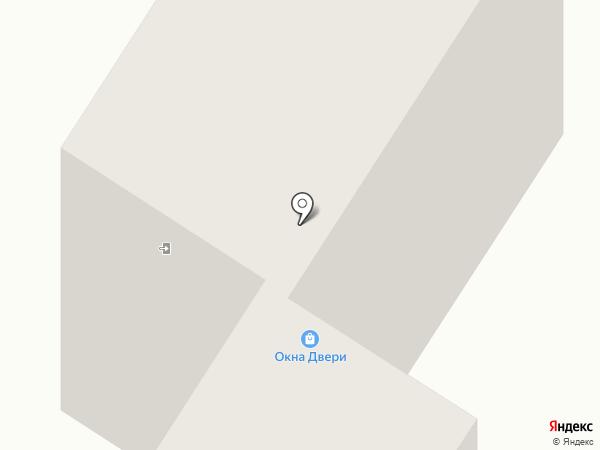 Вимарко на карте Ильичёвска