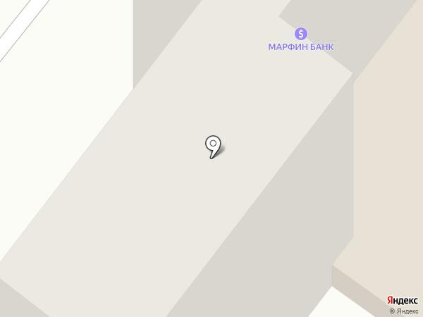 Табакерка на карте Ильичёвска