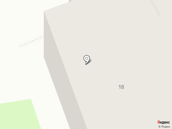 Всеволожский Штиль, ЖСК на карте Всеволожска
