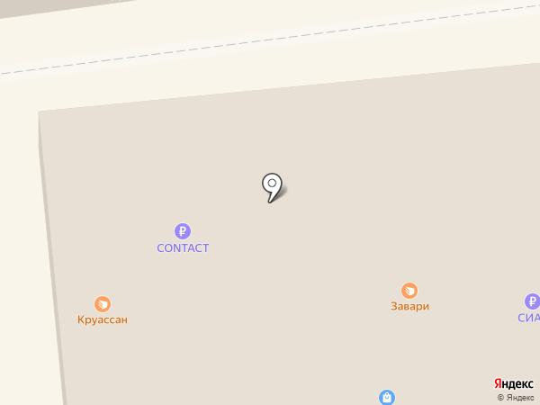 АБ Алданзолотобанк на карте Всеволожска