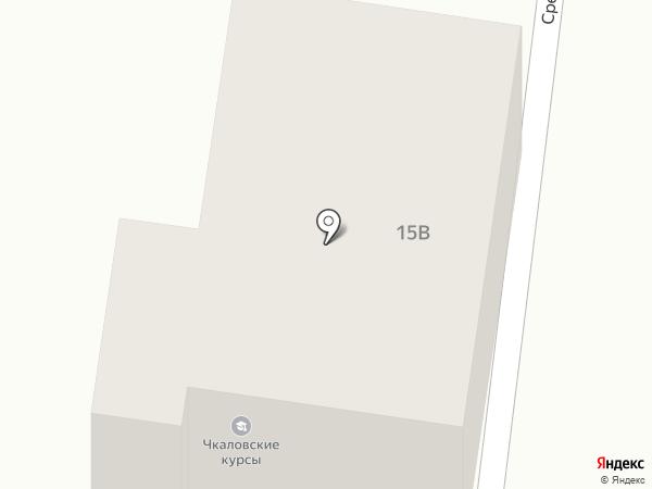 Южтехсервис на карте Ильичёвска