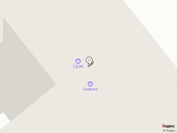 Графика на карте Всеволожска