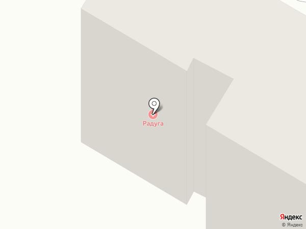 Б`юті на карте Ильичёвска