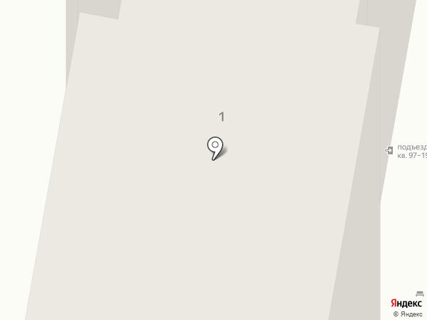 Радужный на карте Всеволожска
