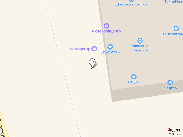 РОБОТРЕК на карте Всеволожска