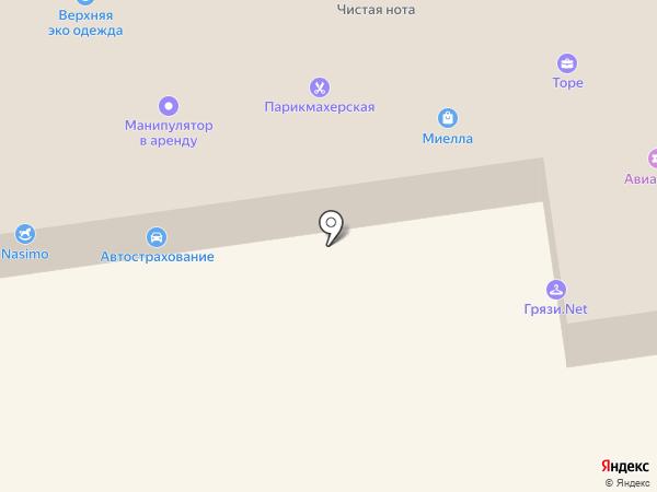 Miella на карте Всеволожска