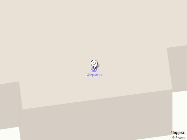Фермер на карте Сухого Лимана