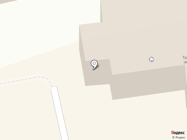 Свято-Троицкая Церковь на карте Всеволожска