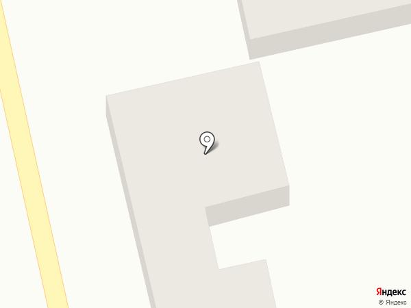 СТО на карте Сухого Лимана