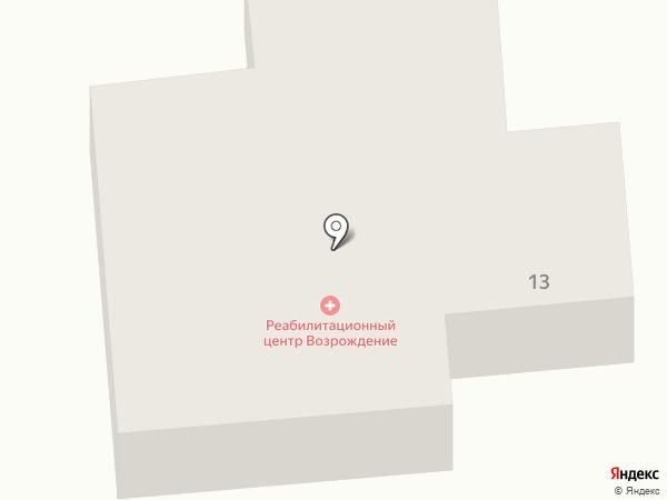 Возрождение на карте Сухого Лимана