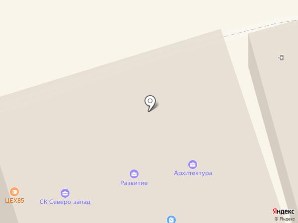 М-СТАЙЛ на карте Всеволожска
