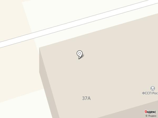 Отдел судебных приставов по Всеволожскому муниципальному району на карте Всеволожска