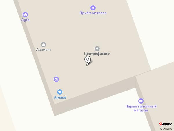 Центрофинанс Групп на карте Всеволожска