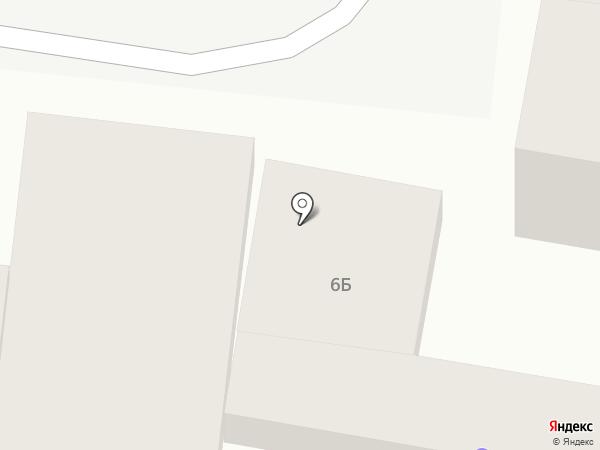Автолюкс на карте Ильичёвска