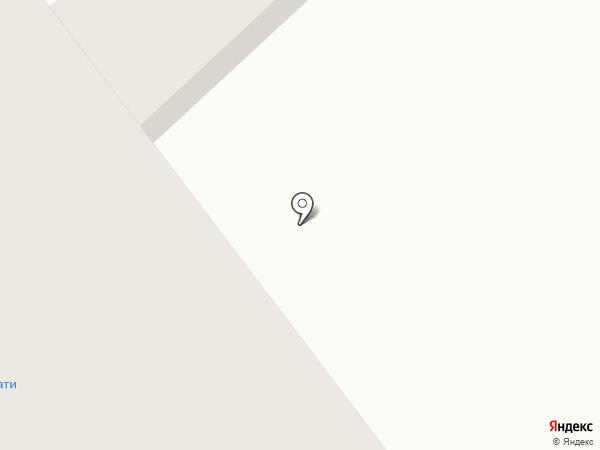 НАТИ на карте Нерубайского