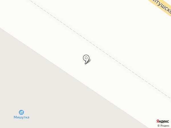 Веселая затея на карте Всеволожска